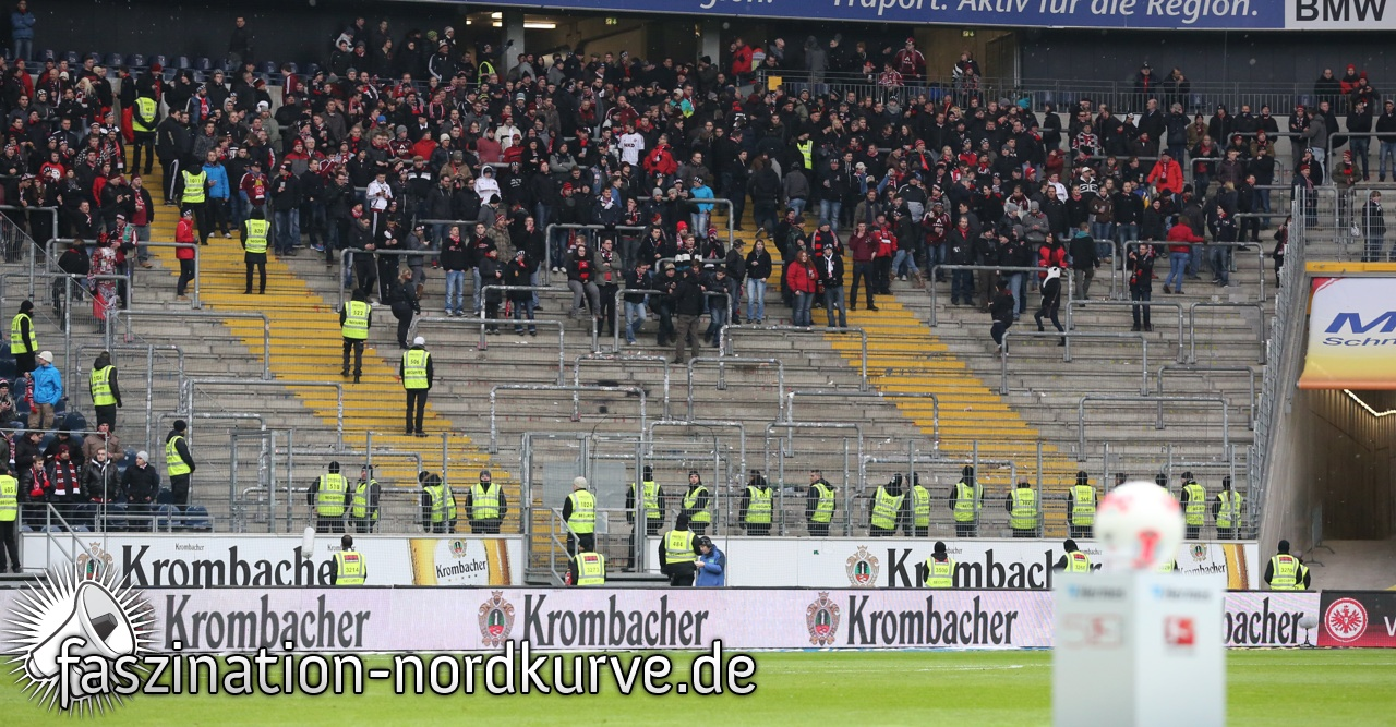 Proteste wie in Frankfurt